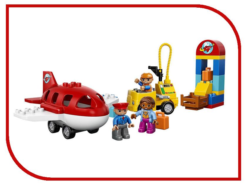 Конструктор Lego Duplo Аэропорт 10590