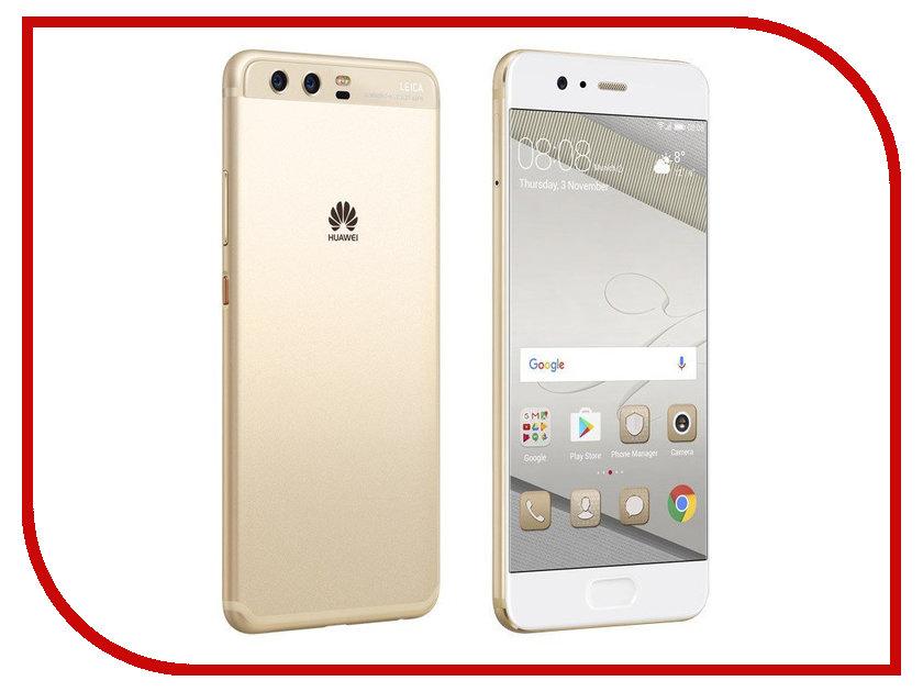 Сотовый телефон Huawei P10 4Gb RAM 32Gb Gold сотовый телефон huawei honor 8 4gb ram 32gb frd l09 blue