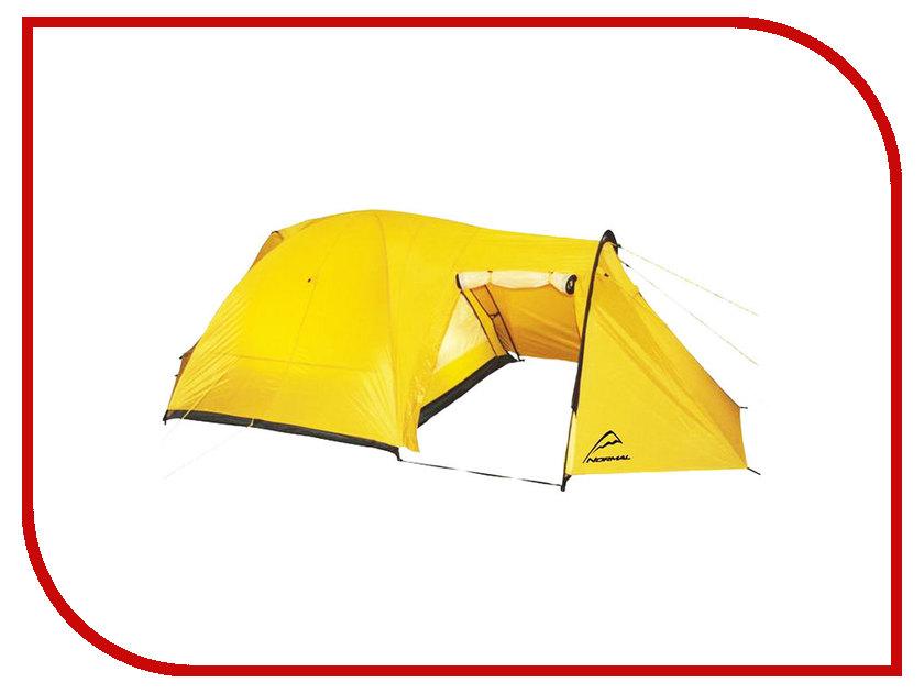 Палатка Normal Нева 4 Yellow<br>