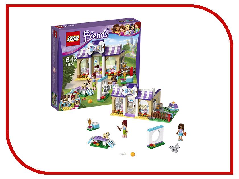 Конструктор Lego Friends Детский сад для щенков 41124 lego конструктор детский сад