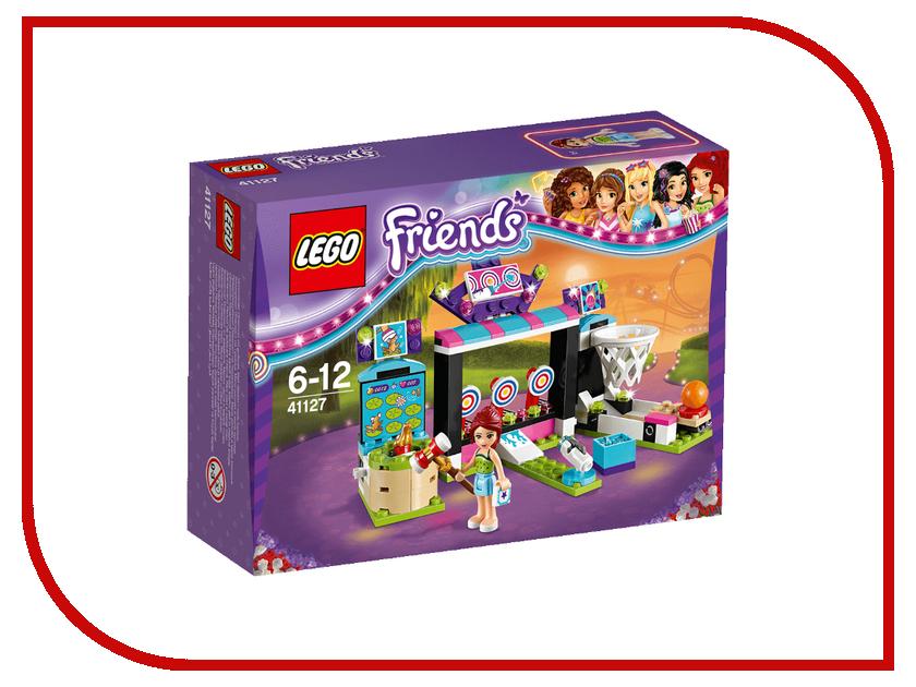 Конструктор Lego Friends Парк развлечений: игровые автоматы 41127