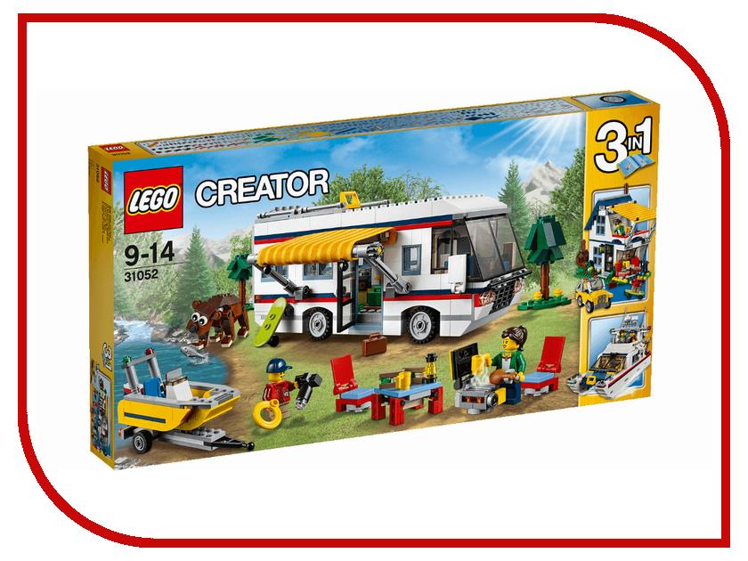 Конструктор Lego Creator 31052 конструктор lego creator путешествие по воздуху 31047