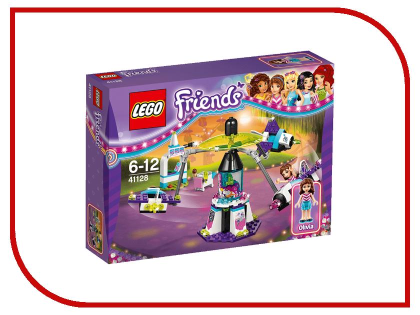 Конструктор Lego Friends Парк развлечений Космическое путешествие 41128