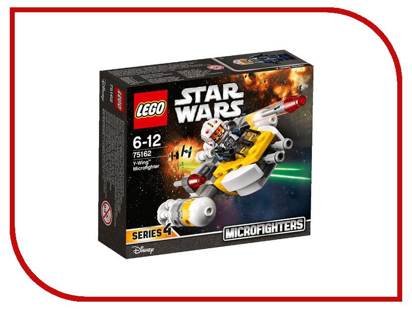 Конструктор Lego Star Wars Микроистребитель типа Y 75162 05065 genuine star wars y wing starfighter lepin building blocks bricks educational toys gift compatiable with lego kid gift set