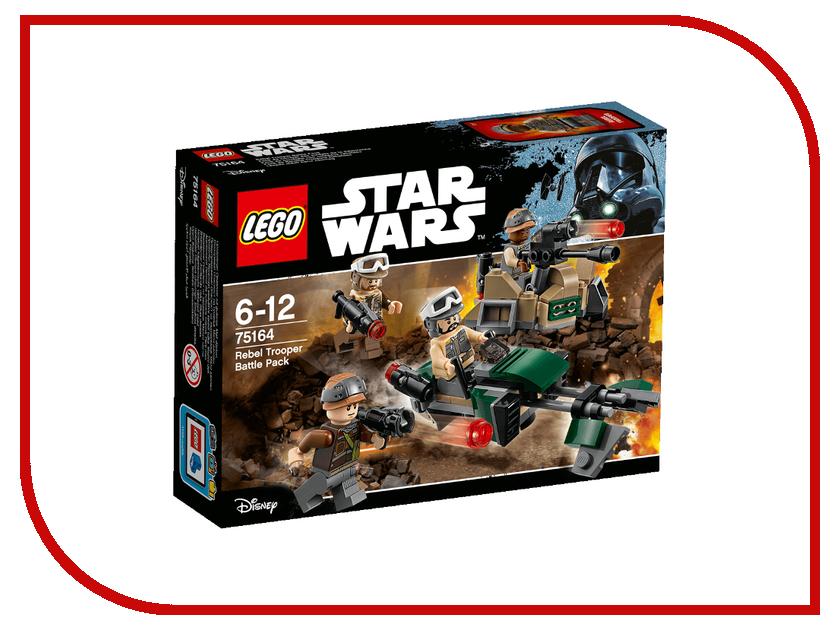 Конструктор Lego Star Wars Боевой набор повстанцев 75164
