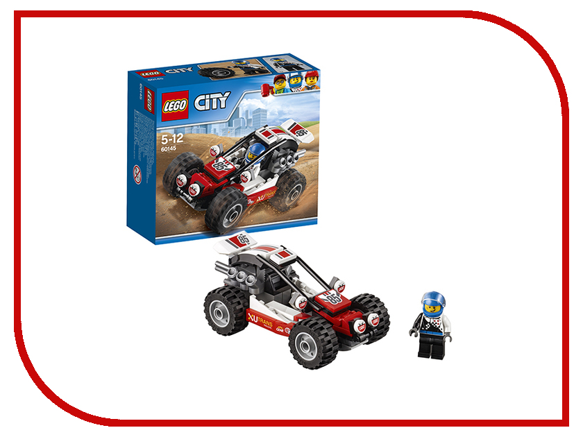 Конструктор Lego City Great Vehicles Машина Багги 60145