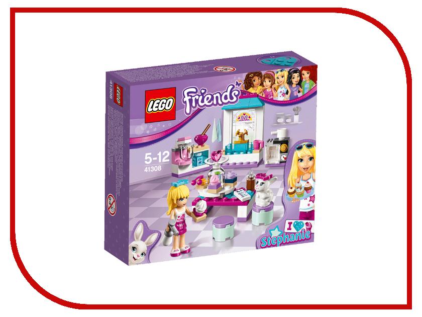 Конструктор Lego Friends Кондитерская Стефани 41308
