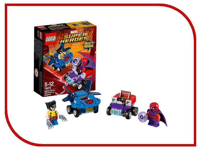 Конструктор Lego Super Heroes Росомаха против Магнето 76073 heroes бэтмен против женщины кошки lego