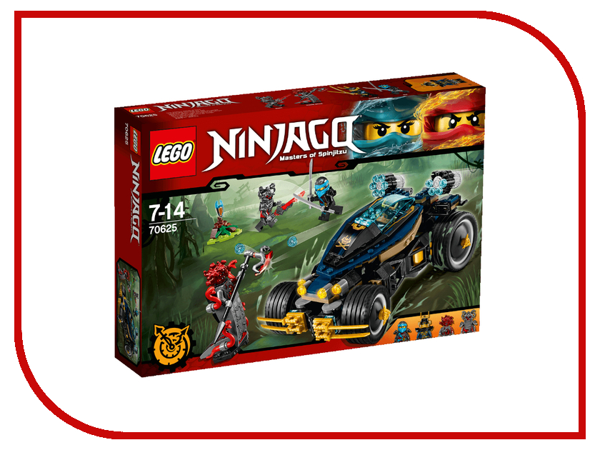 Конструктор Lego Ninjago Самурай VXL 70625