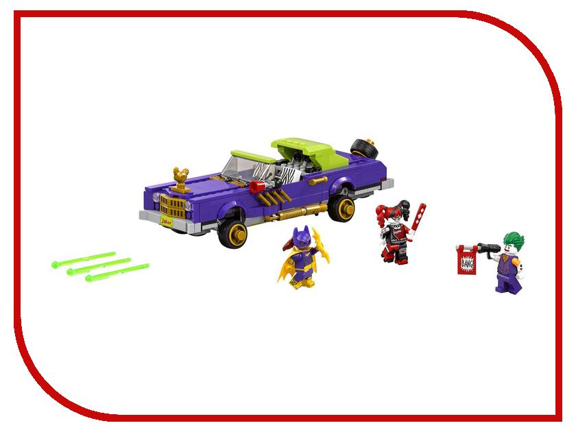 Фото Конструктор Lego Batman Movie Лоурайдер Джокера 70906
