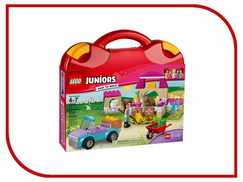 Конструктор Lego Juniors Чемоданчик Ферма Мии 10746