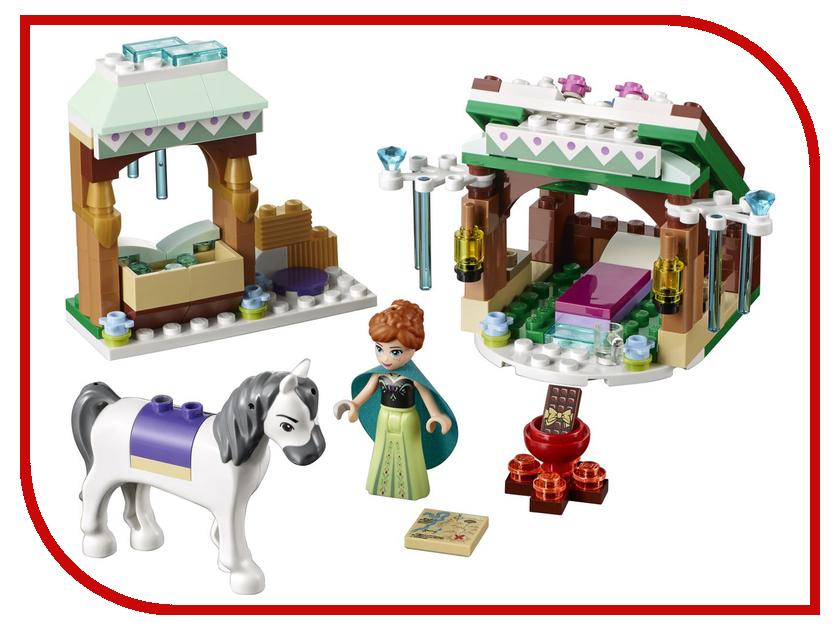 Конструктор Lego Disney Princess Зимние приключения Анны 41147 конструктор lego disney princess королевские питомцы жемчужинка 41069