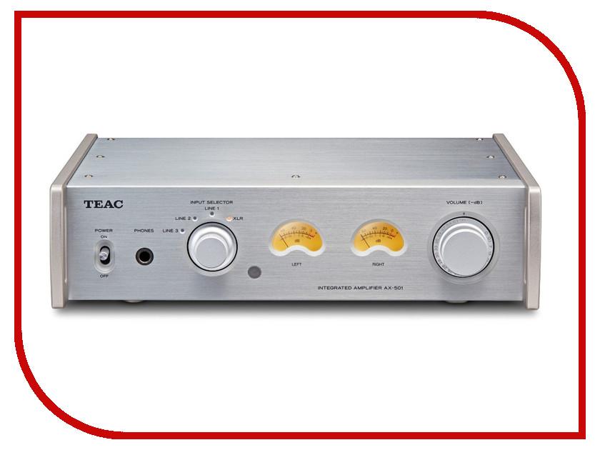 Усилитель Teac AX-501 Silver