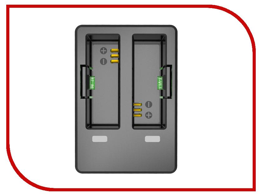цена на Аксессуар SJCAM SJ6 SJ-CM-SJ6 зарядное устройство