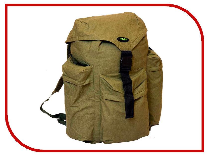 Рюкзак PRIVAL промысловый 50 Green prival берлога ii кмф