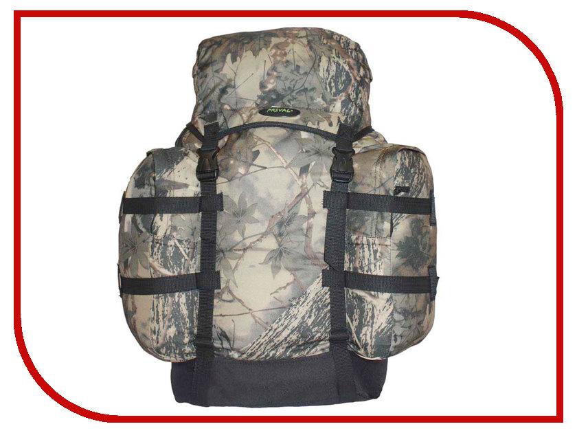 Рюкзак PRIVAL Кузьмич 55 лес Camouflage