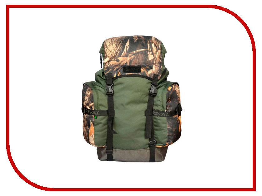 Рюкзак PRIVAL Кузьмич 45 Khaki-Camouflage
