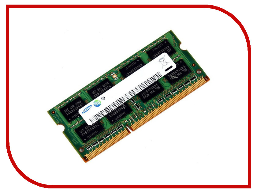 Модуль памяти Samsung DDR4 SO-DIMM 2400MHz PC4-19200 - 4Gb M471A5244CB0-CRC00 модуль памяти patriot memory ddr4 so dimm 2400mhz pc4 19200 cl17 4gb psd44g240041s