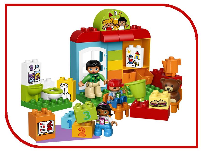 Конструктор Lego Duplo Детский сад 10833 lego конструктор детский сад