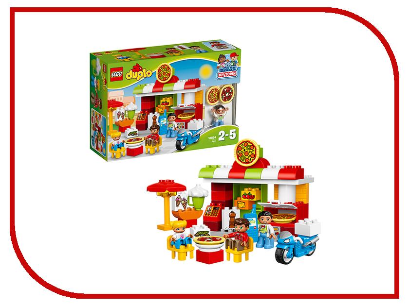 Конструктор Lego Duplo Пиццерия 10834