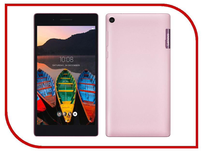 Планшет Lenovo Tab 3 TB3-730X ZA130338RU (MediaTek MT8735P 1.0 GHz/1024Mb/16Gb/GPS/LTE/Wi-Fi/Bluetooth/Cam/7.0/1024x600/Android) свитшоты franklin and marshall свитшот