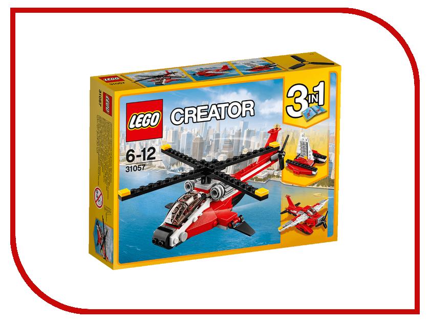 Конструктор Lego Creator Вертолет красный 31057 lego creator конструктор летающий робот 31034
