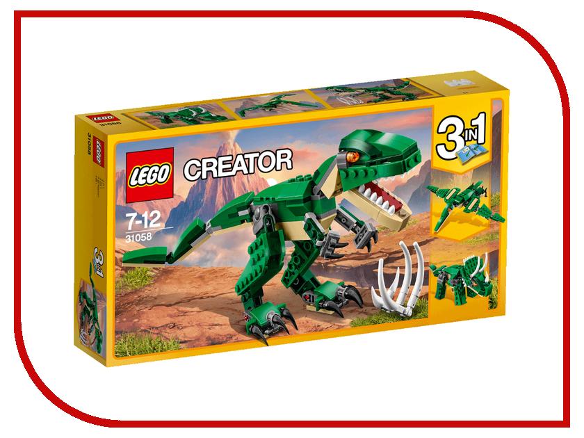 Конструктор Lego Creator Динозавр грозный 31058