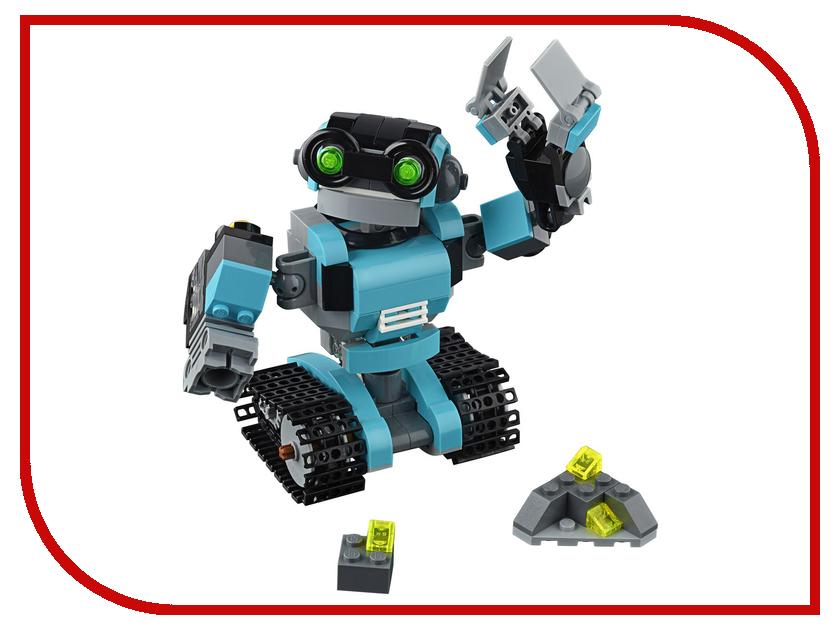 Конструктор Lego Creator Робот-исследователь 31062 конструктор lego creator 31071 дрон разведчик