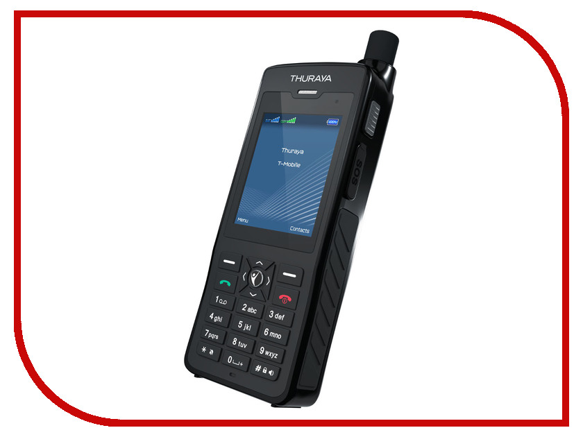 Спутниковый телефон Thuraya XT-PRO DUAL+100