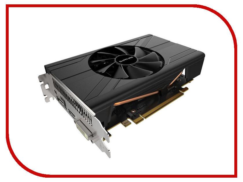 Видеокарта Sapphire Pulse ITX Radeon RX 570 4GD5 1244Mhz PCI-E 3.0 4096Mb 7000Mhz 256 bit DVI 2xHDMI 11266-06-20G цены