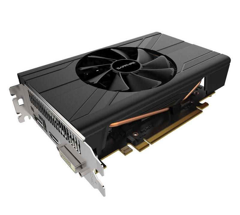 Видеокарта Sapphire Pulse ITX Radeon RX 570 4GD5 1244Mhz PCI-E 3.0 4096Mb 7000Mhz 256 bit DVI 2xHDMI 11266-06-20G цена и фото