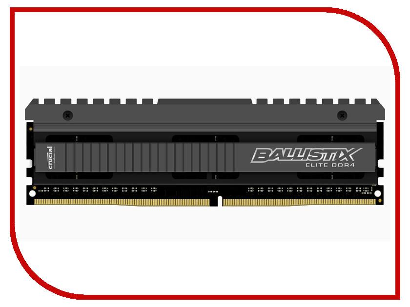 Модуль памяти Crucial Ballistix Elite DDR4 UDIMM 3000MHz PC4-24000 CL15 - 8Gb BLE8G4D30AEEA модуль памяти crucial ddr4 udimm 2133mhz pc4 17000 1 2v cl15 8gb ct8g4dfd8213 retail
