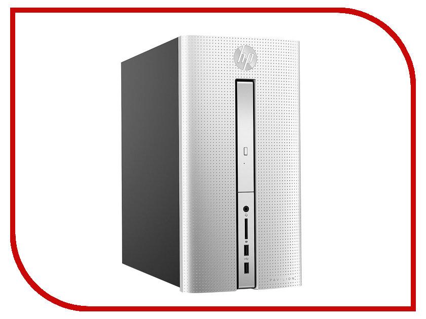 Неттоп HP 510-p170ur Z0J99EA (Intel Core i7-6700T 2.8 GHz/8192Mb/1000Gb + 8Gb SSD/DVD-RW/nVidia GeForce GTX 950 2048Mb/Wi-Fi/Bluetooth/Windows 10 64-bit)