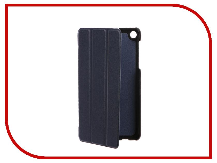 Аксессуар Чехол Huawei MediaPad T1/T2 7.0 Partson T-065 Blue
