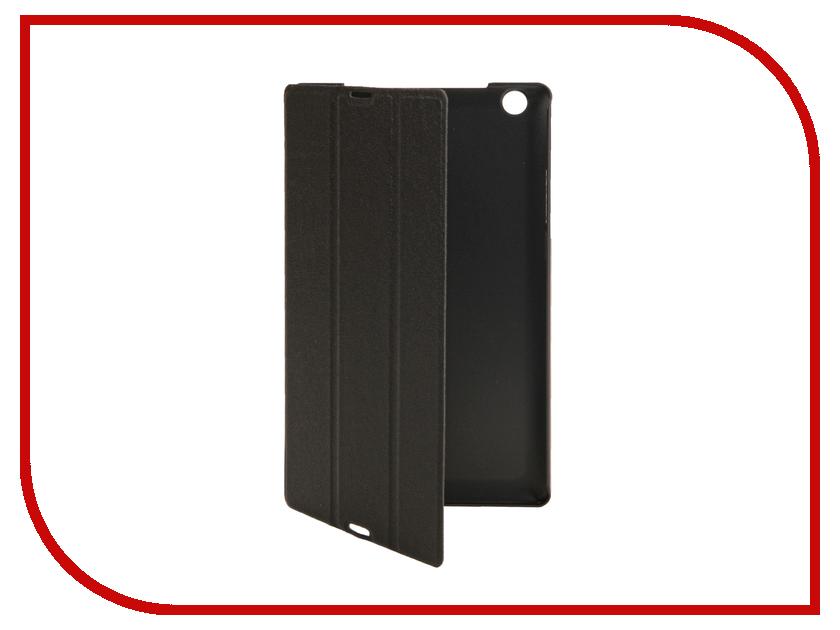 Аксессуар Чехол Lenovo Tab 3 850M 8.0 Partson Black PT-079
