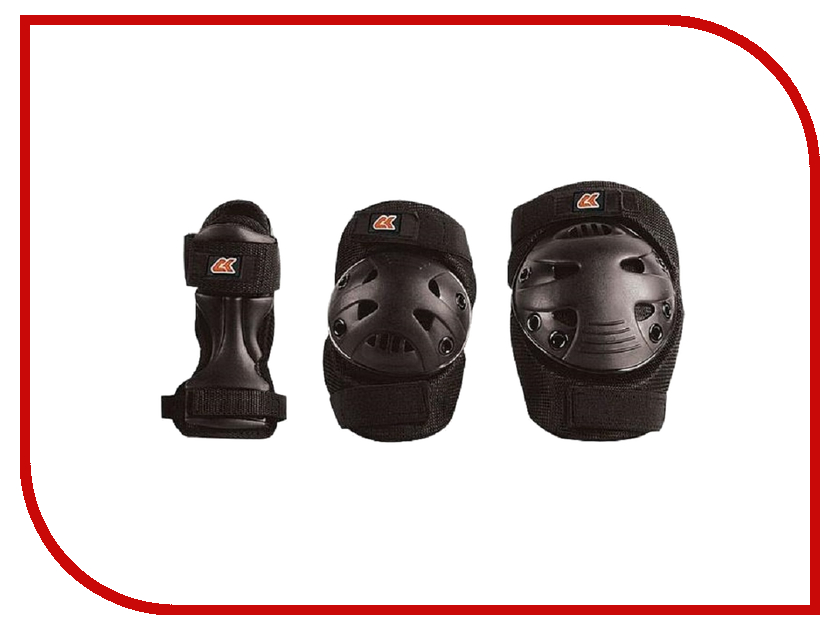 Комплект защиты Спортивная Коллекция JKP L комплект защиты спортивная коллекция neon pad m blue