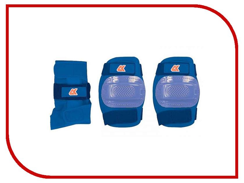 Комплект защиты Спортивная Коллекция JR Pad Blue комплект защиты спортивная коллекция neon pad m blue