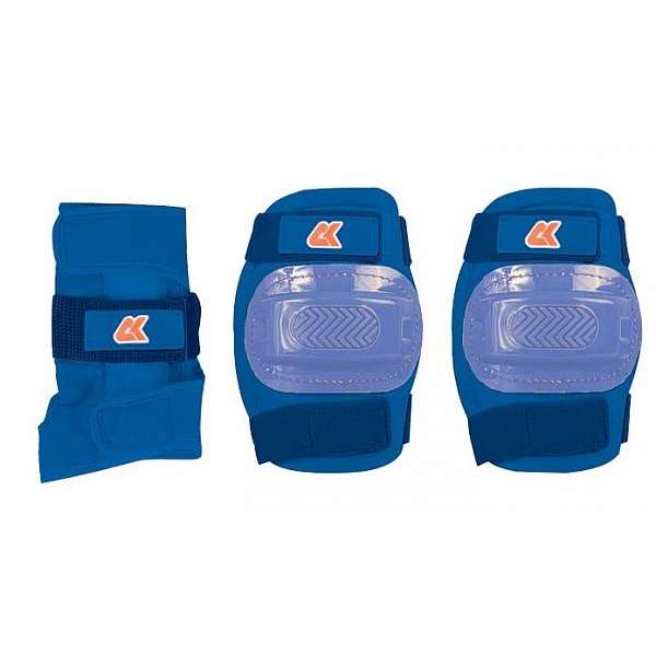 Комплект защиты Спортивная Коллекция JR Pad Blue цена