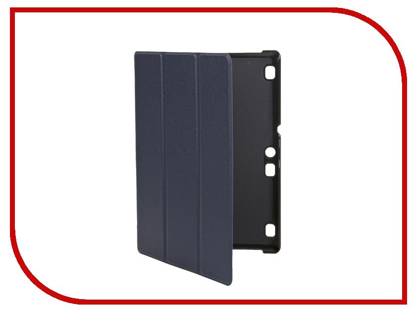 Аксессуар Чехол Lenovo Tab 3 X30L/X70L 10.0 Partson T-047 Blue