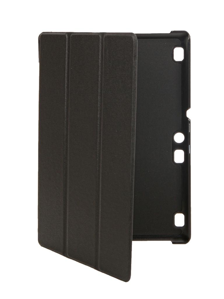 Чехол Partson для Lenovo Tab 3 X30L/X70L 10.0 Black T-046