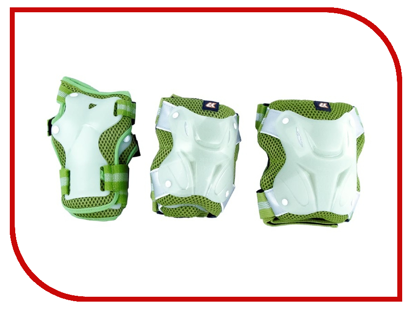 Комплект защиты Спортивная Коллекция Neon Pad M Citric