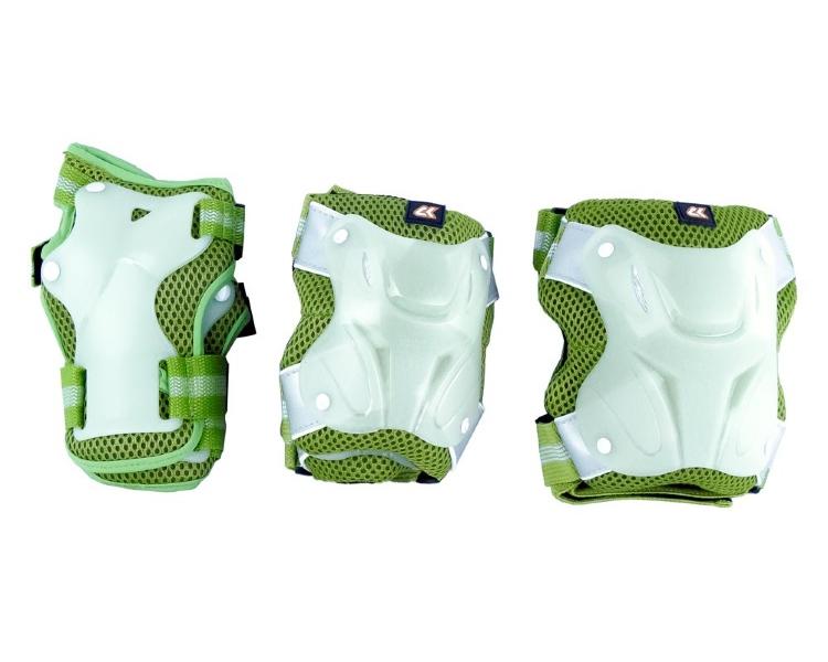 Комплект защиты Спортивная Коллекция Neon Pad M Citric цена