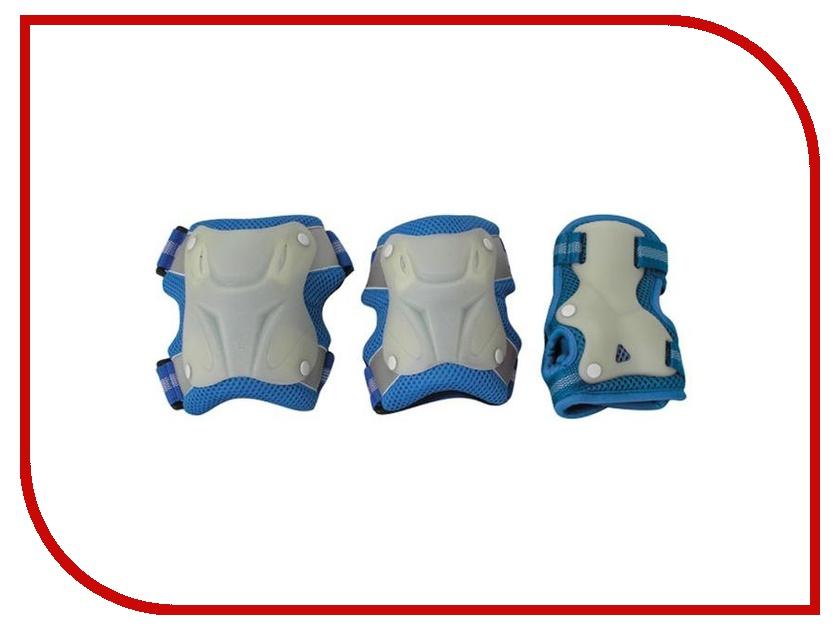 Комплект защиты Спортивная Коллекция Neon Pad M Blue коллекция
