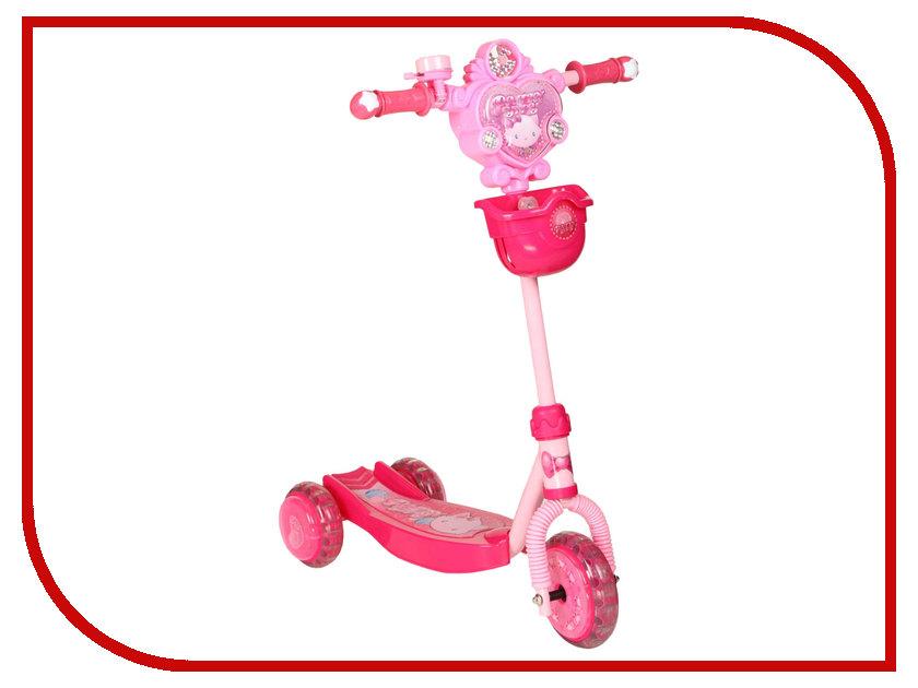Самокат Leader Kids XG5307R8 Pink