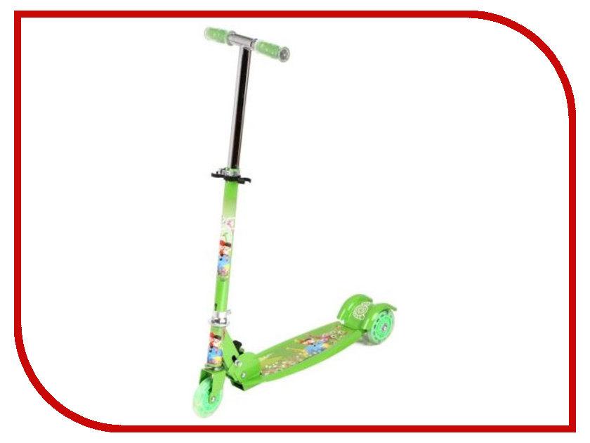 цена на Самокат Leader Kids JC-640 Green