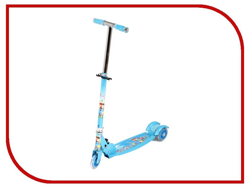 цена на Самокат Leader Kids JC-640 Blue