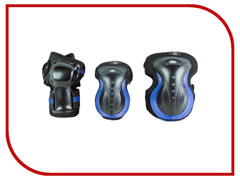цена на Комплект защиты Спортивная Коллекция RKP M Blue