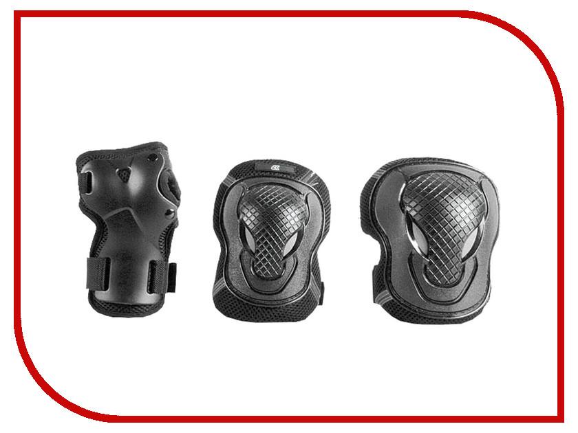 Комплект защиты Спортивная Коллекция BKP M Grey комплект защиты спортивная коллекция neon pad m blue
