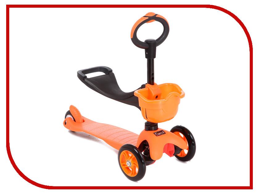 Самокат Corol L-306 Orange