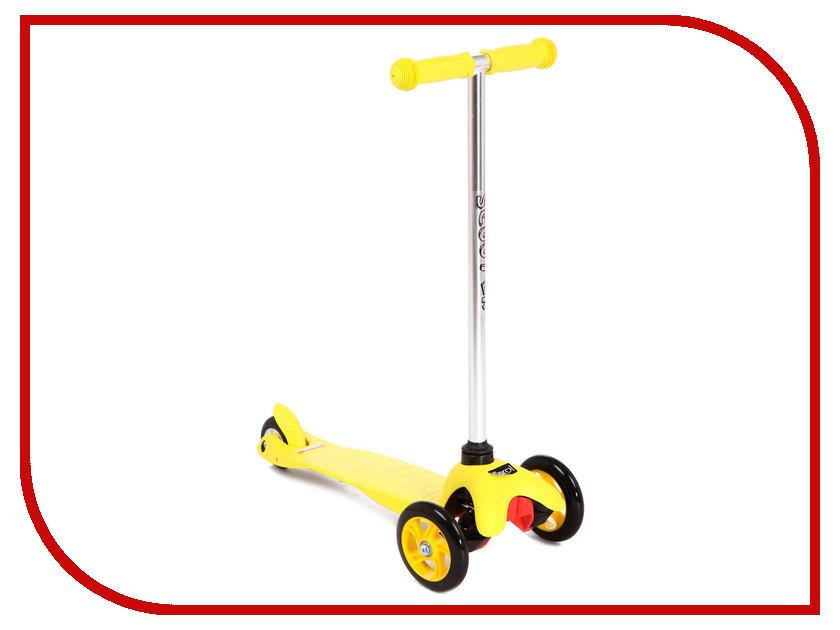 Самокат Corol L-304 Yellow